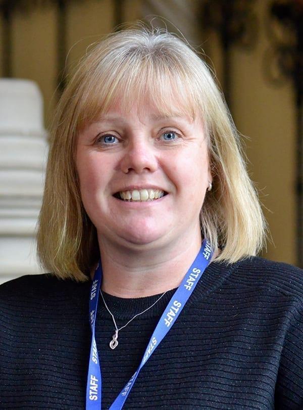 Mrs D. Johnston, FD (Level 5)