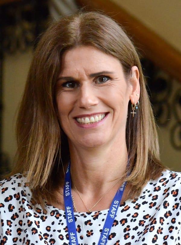 Mrs J. Aitchison BSc (Hons)