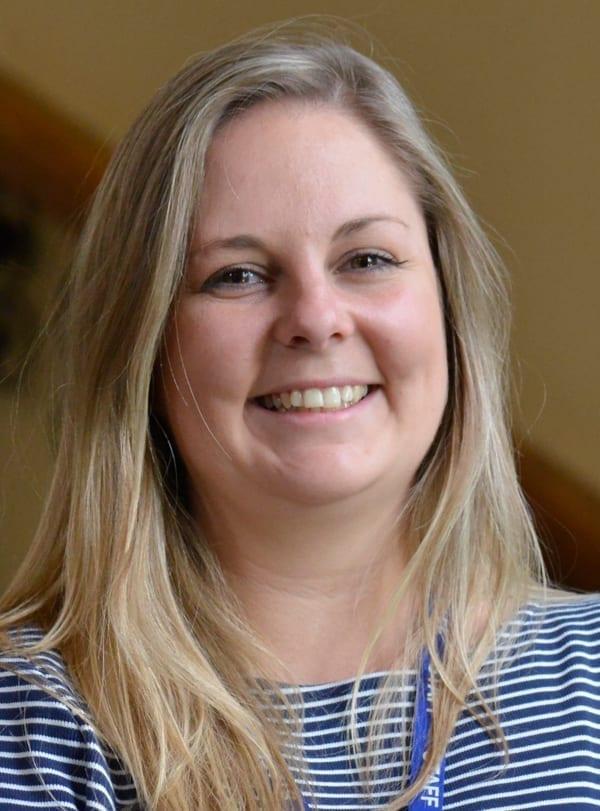 Miss J. McCalvey BSc (Hons), PGCE